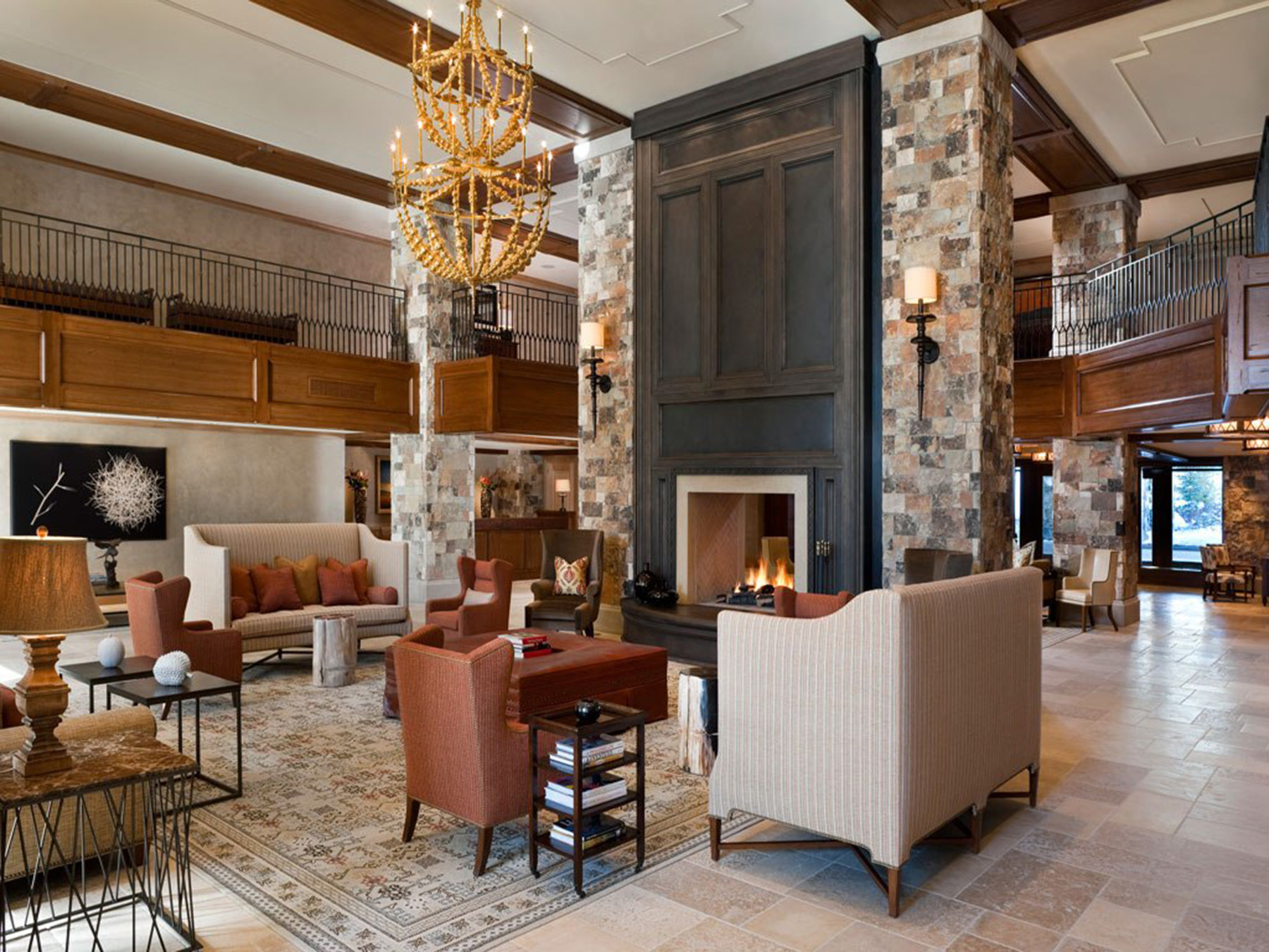 St regis for Design hotel utah